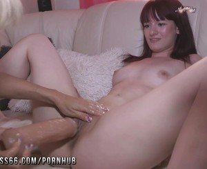 Teen Fisting by MILF