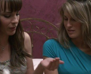 Dana DeArmond and Kara Price
