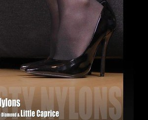 Nasty Nylons - LittleCaprice-dreams