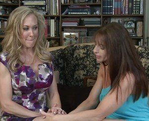 Busty Housewives Try Something New