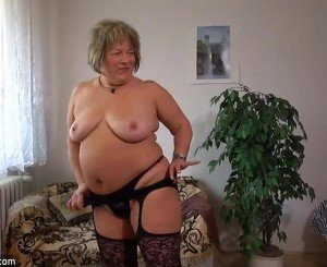 Oldnanny - Sexy old matures fucking