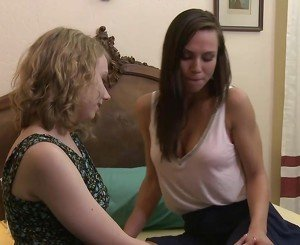Aidra Fox And Dawn Brooks Lesbian